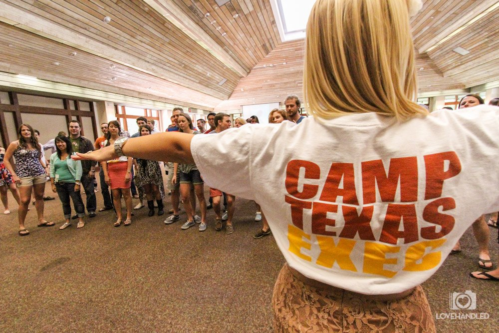 Camp Texas 20th Anniversary Reunion